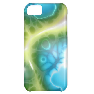 Jelly Blue Green iPhone 5C Cases