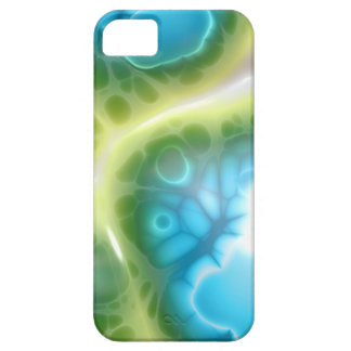 Jelly Blue Green iPhone 5 Covers