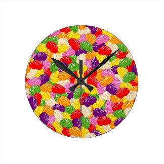 Jelly Brains Clock