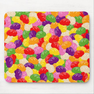 Jelly Brains Mouse Pad
