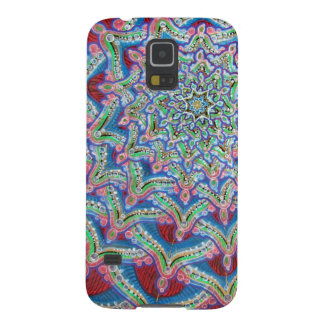 Jelly Chrysanthemum Galaxy S5 Covers