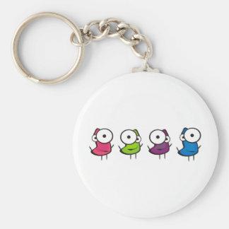 Jelly Dancers Keychain