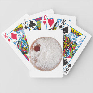 Jelly Donut Bicycle Poker Cards
