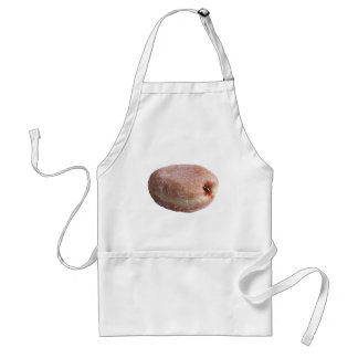 Jelly Filled Donut Adult Apron