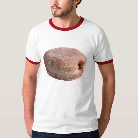 Jelly Filled Donut T-Shirt