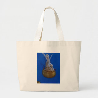 jelly fish jumbo tote bag