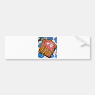 jelly-fish bumper sticker