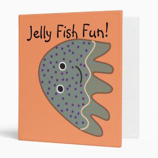 Jelly Fish Fun! Binder
