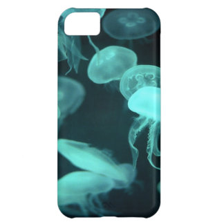 jelly fish glowing case for iPhone 5C