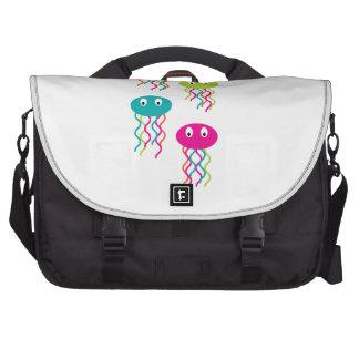 Jelly Fish Computer Bag
