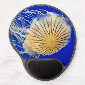 Jelly Fish Photo Print Gel Mouse Pad