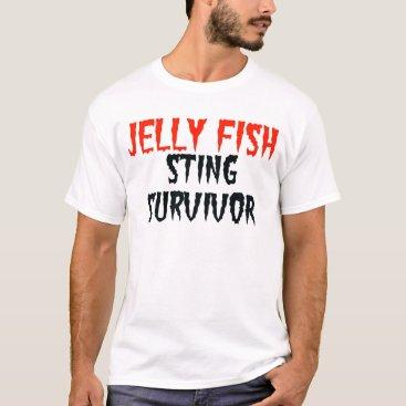 Autumn_Snake_Skye Jelly Fish Stung T-Shirt