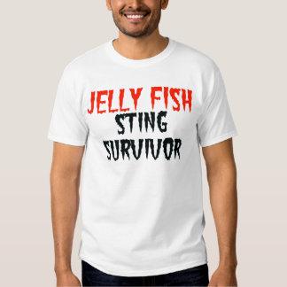 Jelly Fish Stung Tee Shirt