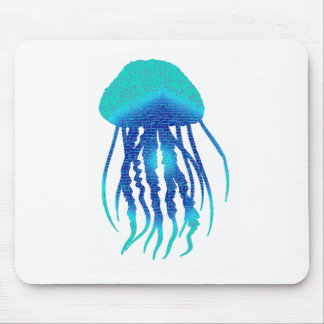 JELLY FISH STYLED MOUSE PAD