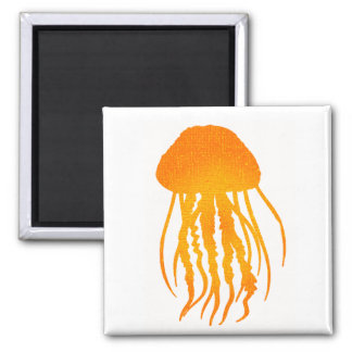 JELLY FISH SUN MAGNET