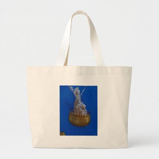 jelly fish tote bag