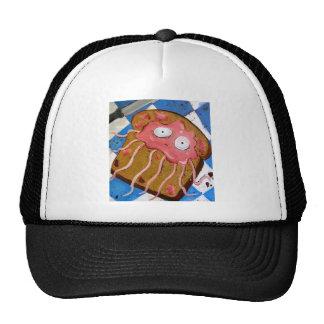 jelly-fish trucker hat