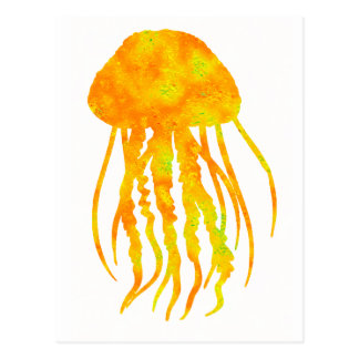 JELLY FISH VIBE POST CARDS