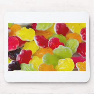 jelly frogs mouse pad
