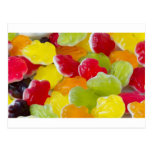 jelly frogs postcard