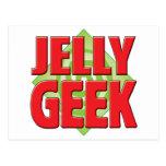 Jelly Geek v2 Post Card