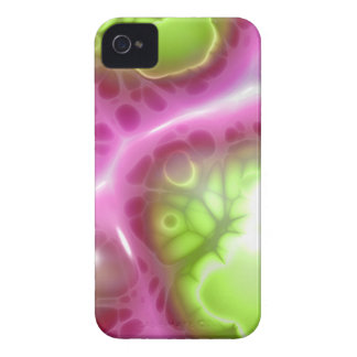 Jelly Green Pink Case-Mate iPhone 4 Case