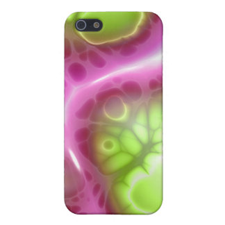 Jelly Green Pink Case For iPhone 5