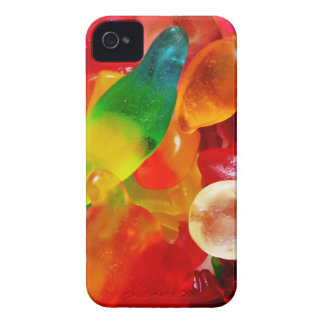 jelly gum iPhone 4 cover