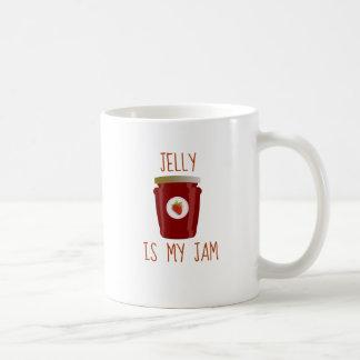 Jelly is My Jam Coffee Mug