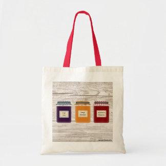 Jelly Jars Bag