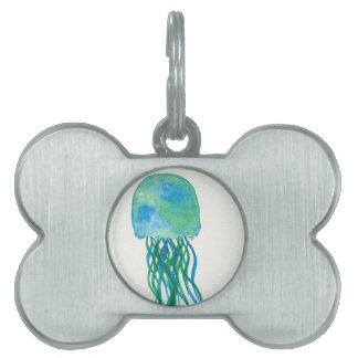 Jelly Pet ID Tag