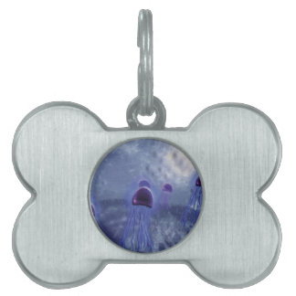 Jelly Pet Name Tag