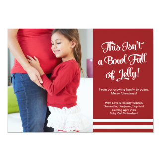 Jelly Pregnancy Announcement Expecting Newsletter