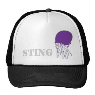 Jelly Sting Trucker Hat