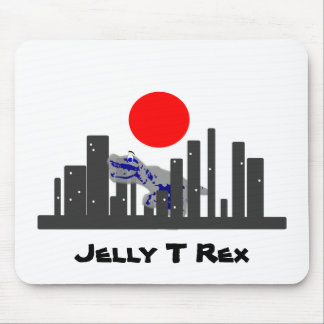 Jelly T Rex Mouse Pad
