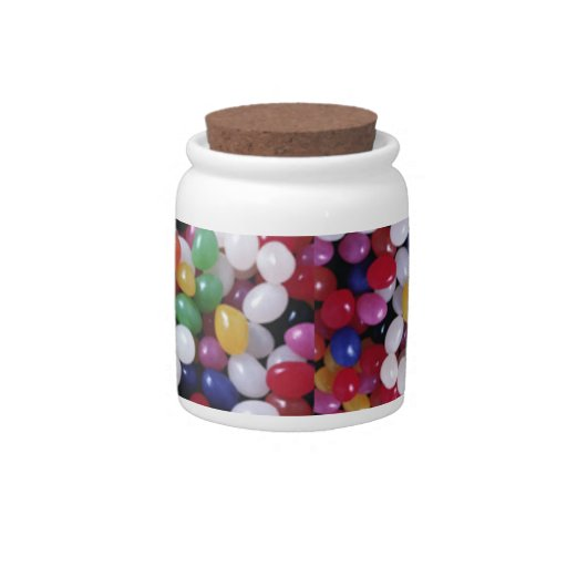 Jellybean delights by Valxart.com Candy Jar