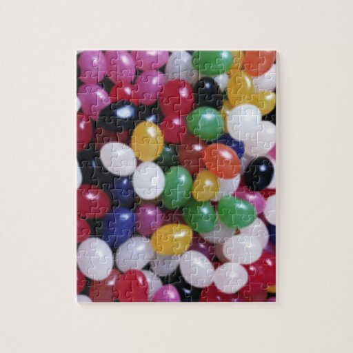 Jellybean delights by Valxart.com Puzzle