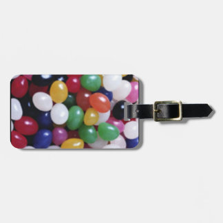 Jellybean delights by Valxart.com Tag For Luggage