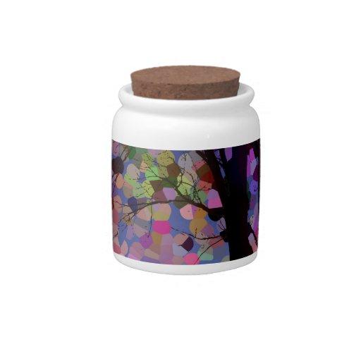 Jellybean Skies Candy Dish