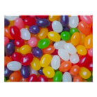 Jellybeans Background - Easter Jelly Beans Poster