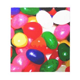 Jellybeans Bloc De Notas