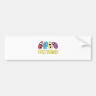 Jellybeans Bumper Sticker
