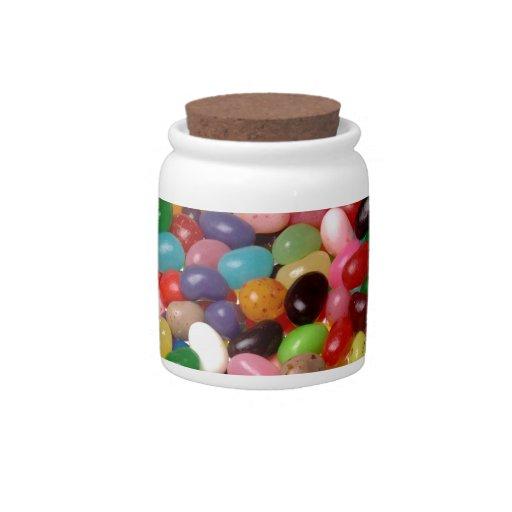 Jellybeans Candy Jars