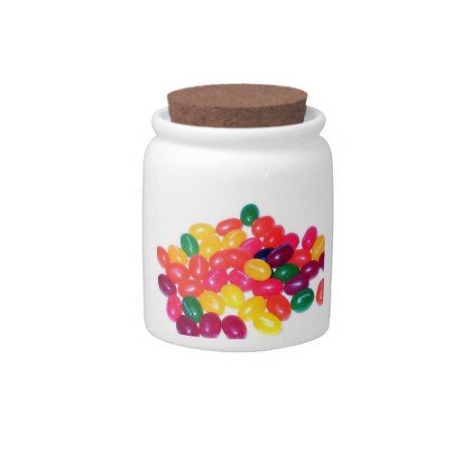 Jellybeans Candy Jar