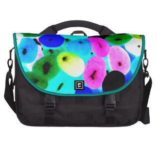 Jellybeans de neón bolsas para portatil