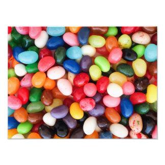 Jellybeans Easter Jellybean Background Jelly Beans Photo Print