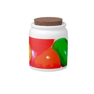 Jellybeans Jarra Para Caramelo