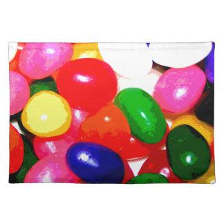 Jellybeans Mantel