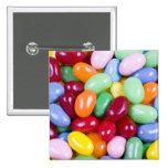 Jellybeans Pinback Buttons