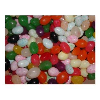 Jellybeans! Postcard